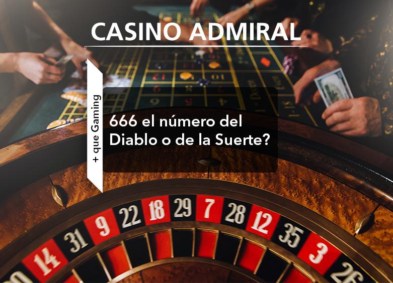 666 La Ruleta en Casino Admiral Granada