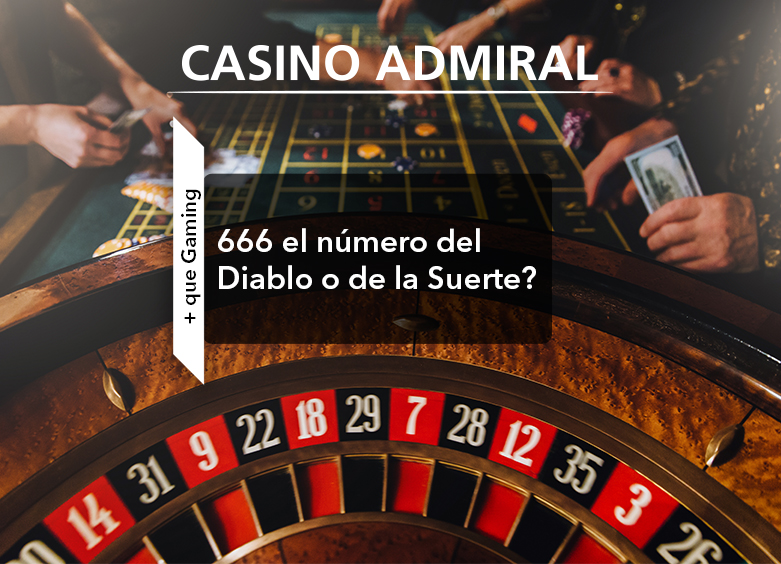 666 La Ruleta en Casino Admiral Sevilla