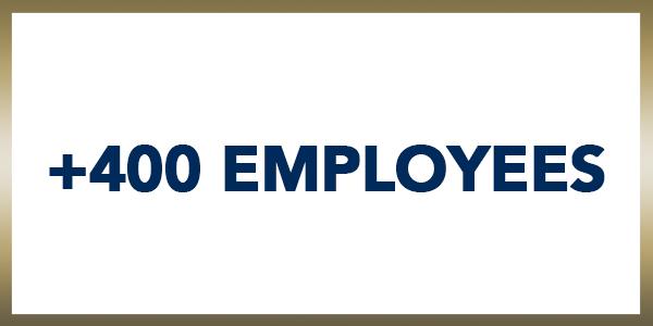 número de empleados de Gryphon Management