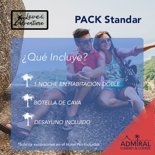 Hotel Casino Admiral & Lodge Pack Standar